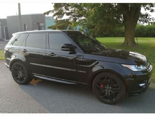 2017 LAND ROVER RANGE ROVER HSE Dynamic Sport in Mississauga, Ontario