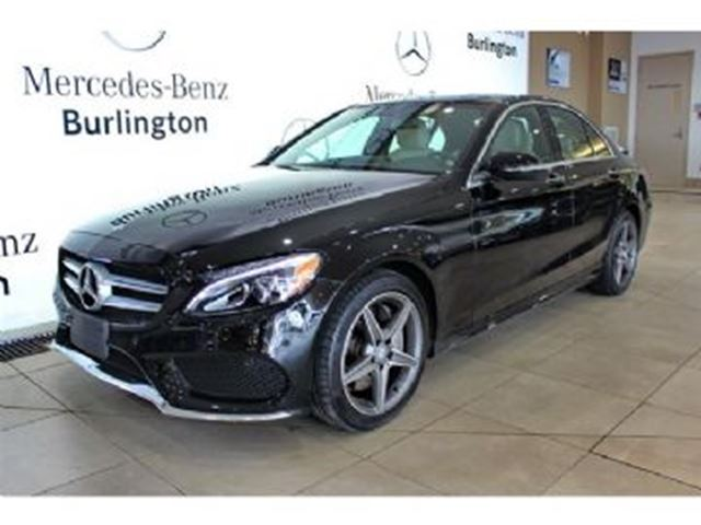 2017 MERCEDES-BENZ C-CLASS C300 4MATIC Sedan (1744503) in Mississauga, Ontario