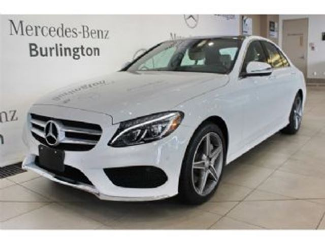 2017 MERCEDES-BENZ C-CLASS C300 4MATIC Sedan (1758207) in Mississauga, Ontario