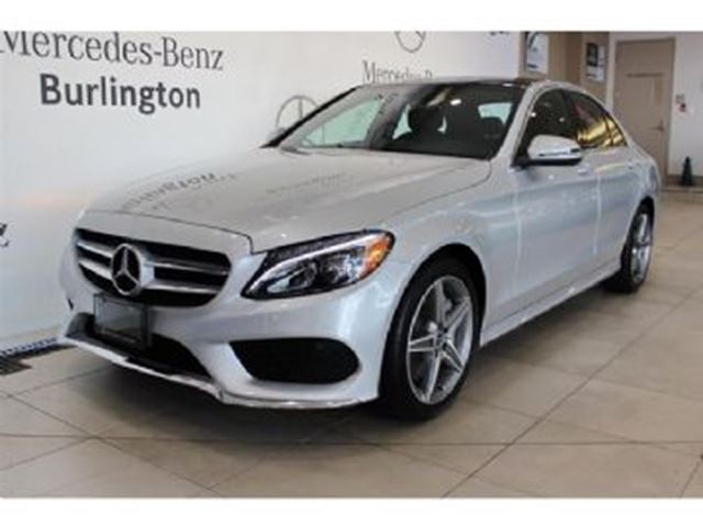2017 MERCEDES-BENZ C-CLASS C300 4matic Sedan (1765515) in Mississauga, Ontario