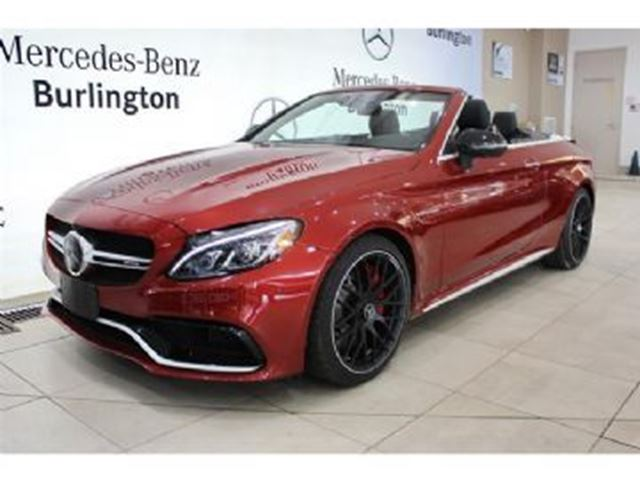 2017 MERCEDES-BENZ C-CLASS C63 S AMG Convertible (1762703) in Mississauga, Ontario