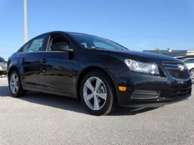 2014 CHEVROLET CRUZE 4dr Sdn 1LT in Mississauga, Ontario