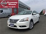 2013 Nissan Sentra SL / ONE OWNER/ LEATHER / LOADED in Lindsay, Ontario