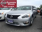 2014 Nissan Altima 2.5 SL / LOW KM / ONE OWNER in Lindsay, Ontario