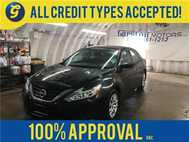 2016 NISSAN ALTIMA S*CVT*BACK UP CAMERA*REMOTE START*HANDS FREE CALLI in Cambridge, Ontario