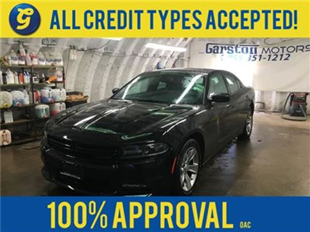 2015 DODGE CHARGER SXT*Remote Start System*Heated Front Seats*Integra in Cambridge, Ontario