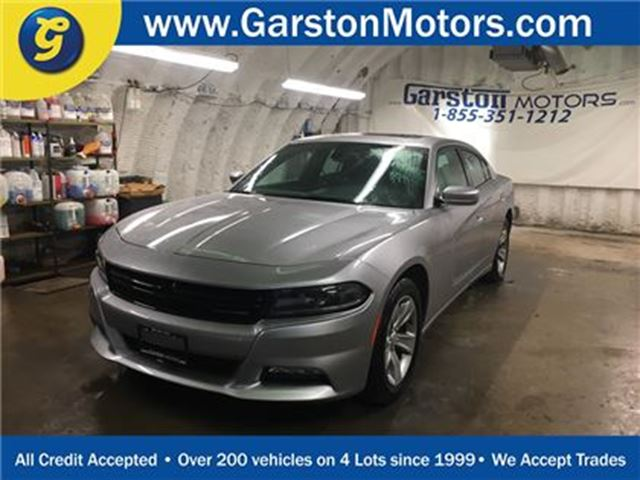 2016 DODGE CHARGER NAVIGATION*POWER SUNROOF*REMOTE START*8.4-IN TOUCH in Cambridge, Ontario