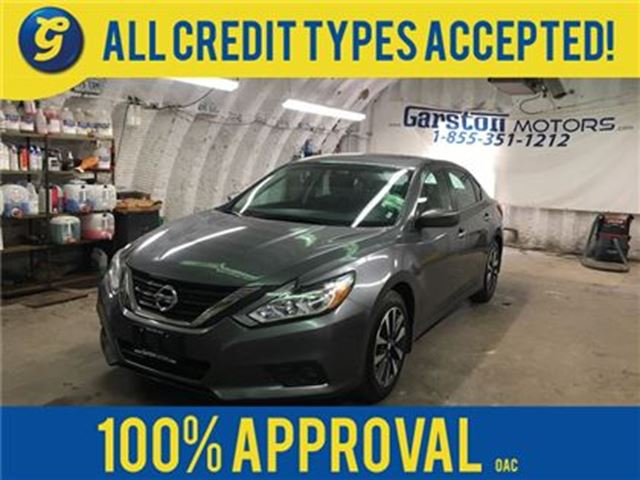 2016 NISSAN ALTIMA SV-R*POWER SUNROOF*REMOTE START*BACK UP CAMERA*PHO in Cambridge, Ontario