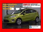 2011 Ford Fiesta SES Hatchback*Cuir,Mags,Toit ouvrant in Saint-Jerome, Quebec