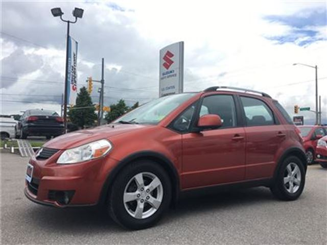 2010 SUZUKI SX4 JLX AWD ~Heated Seats ~Refined Ride Quality in Barrie, Ontario