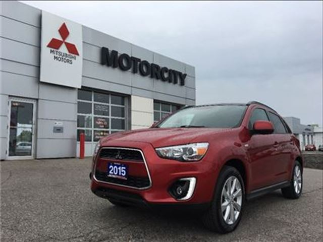 2015 MITSUBISHI RVR GT in Whitby, Ontario