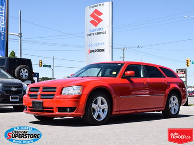2008 DODGE MAGNUM SXT ~Rare Wagon ~Low Kms ~Solid Value in Barrie, Ontario