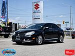 2013 Suzuki Kazashi All-Wheel Drive ~Nav ~P/Sunroof ~P/Heated Leather in Barrie, Ontario