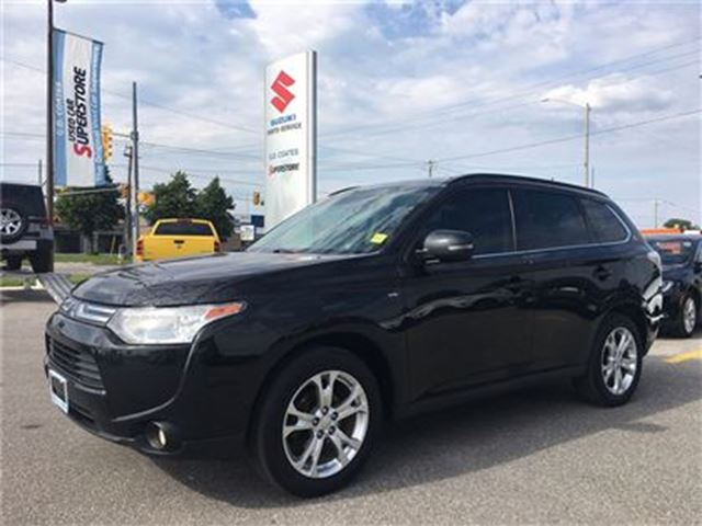 2014 MITSUBISHI OUTLANDER GT ~All-Wheel Drive ~7-Pass Seating ~3.0 V-6 in Barrie, Ontario