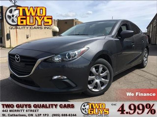 2014 MAZDA MAZDA3 GX-SKY ENGINE IMMOBILIZER THEFT DETERRENT SYS in St Catharines, Ontario