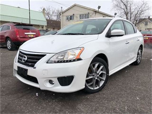 2013 NISSAN SENTRA 1.8 S SUN ROOF REAR & FRONT PARKING ASSIST in St Catharines, Ontario