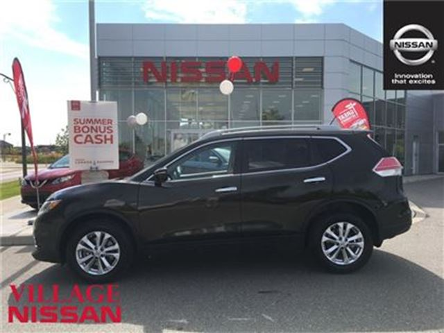 2015 NISSAN ROGUE SV in Markham, Ontario