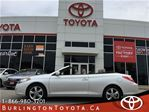 2006 Toyota Solara SLE CONVERTIBLE in Burlington, Ontario