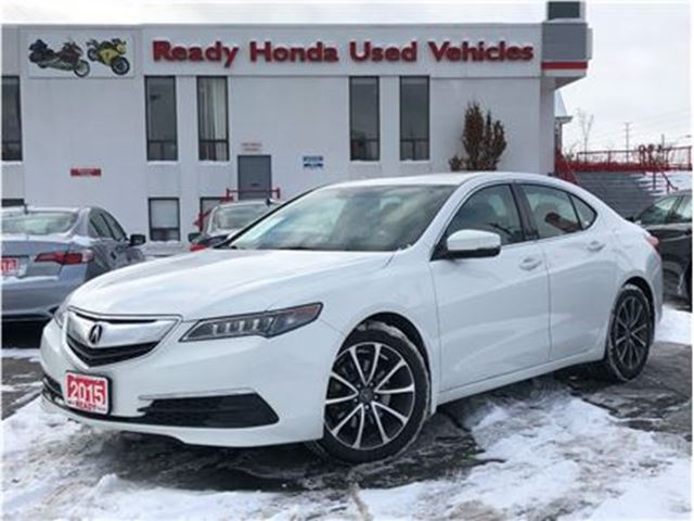 2015 ACURA TLX V6 Tech - Leather - Navi in Mississauga, Ontario