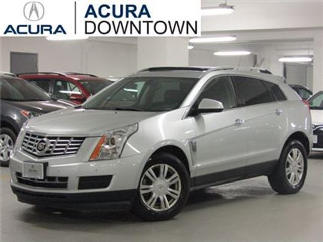 2016 CADILLAC SRX Luxury Collection/Bose Sound/No Accident/ in Toronto, Ontario