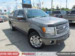 2011 Ford F-150 Platinum   NAV   LHR   ROOF   CAM   4X4 in London, Ontario