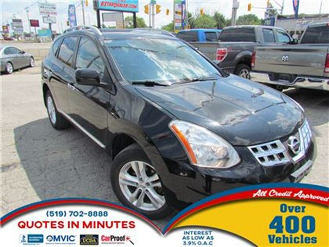 2013 NISSAN ROGUE SV   BACKUP CAM   HEATED SEATS   BLUETOOTH in London, Ontario