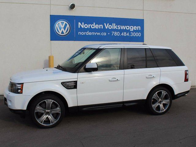 2012 LAND ROVER RANGE ROVER Sport Supercharged in Edmonton, Alberta