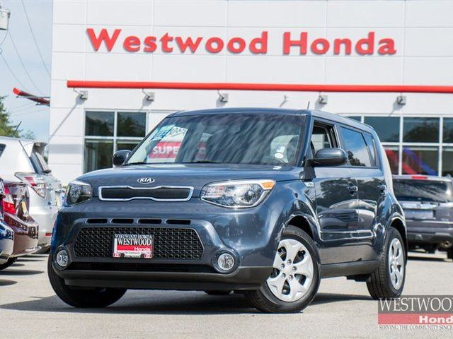 2015 KIA SOUL LX in Port Moody, British Columbia