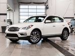 2017 Infiniti QX50 All-wheel Drive with Premium and Navigation Package in Kelowna, British Columbia