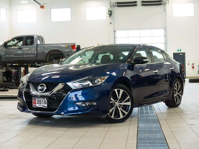 2016 NISSAN MAXIMA Platinum in Kelowna, British Columbia