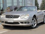 2003 Mercedes-Benz SL-Class SL500 2dr Roadster in Kamloops, British Columbia