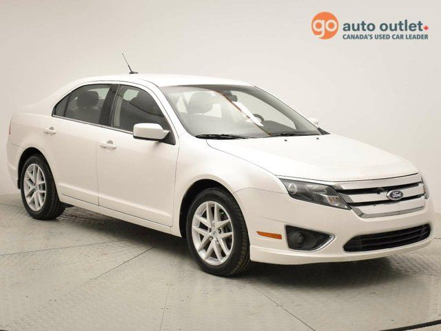2011 FORD Fusion SEL AWD All-wheel Drive in Edmonton, Alberta