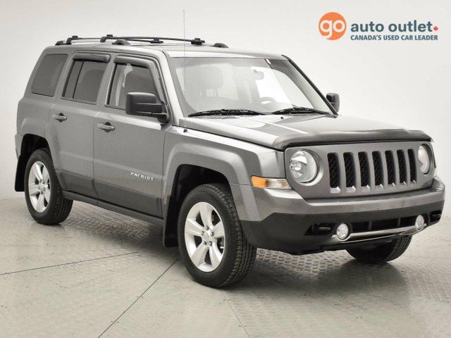 2012 JEEP Patriot Limited in Edmonton, Alberta