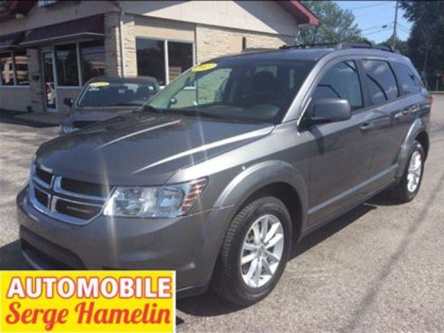 2013 Dodge Journey SXT/Crew in Chateauguay, Quebec