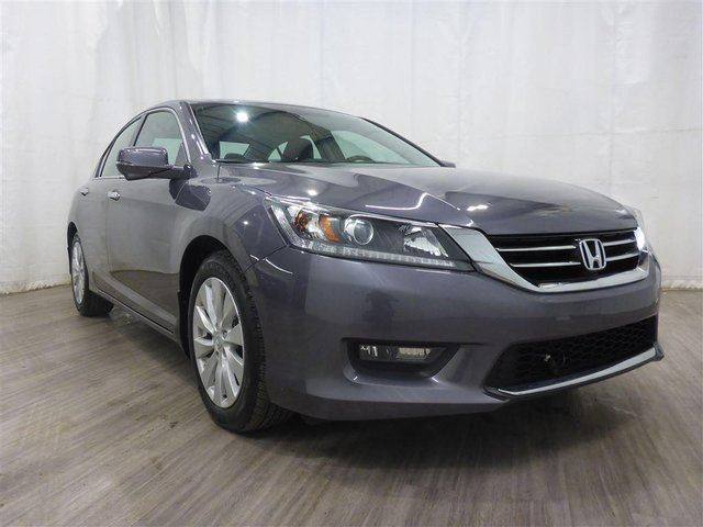2014 HONDA ACCORD EX-L V6 in Calgary, Alberta