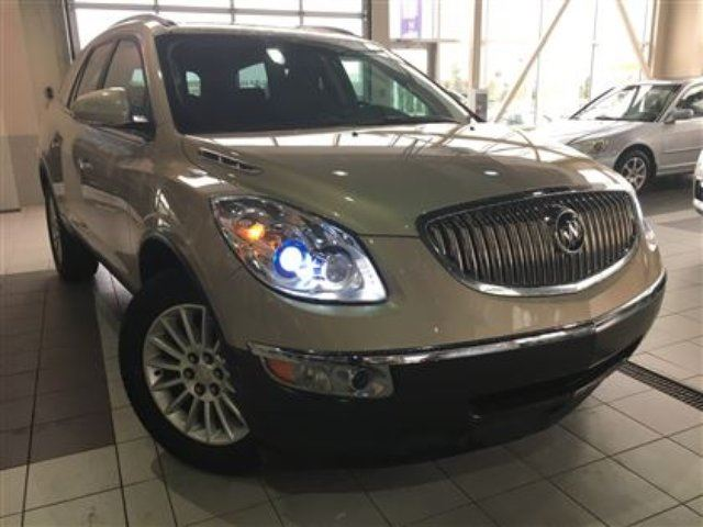 2012 BUICK ENCLAVE CX FWD Bluetooth in Red Deer, Alberta