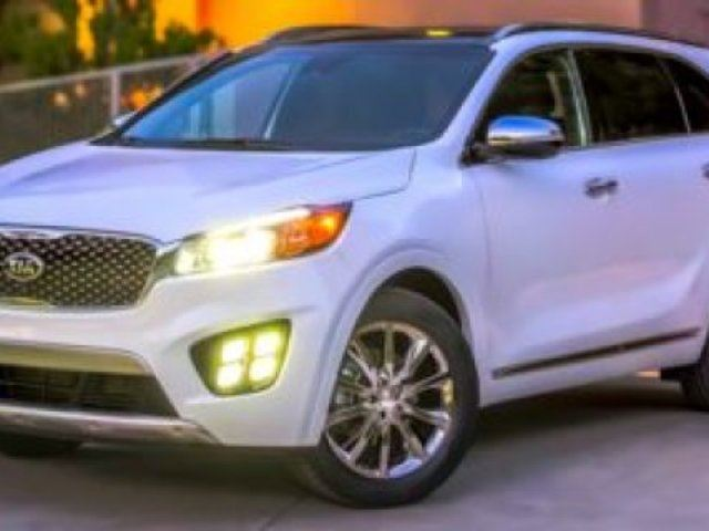 2016 KIA SORENTO AWD EX V6 Leather, 3rd Row, - Edmonton in Sherwood Park, Alberta
