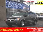 2010 Dodge Grand Caravan SXT w/Rear DVD in Calgary, Alberta