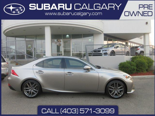 2016 LEXUS IS 300 Base in Calgary, Alberta