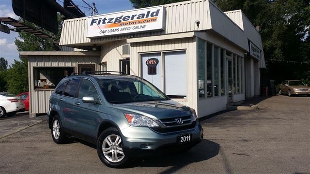 2011 HONDA CR-V EX - 4WD! SUNROOF! in Kitchener, Ontario