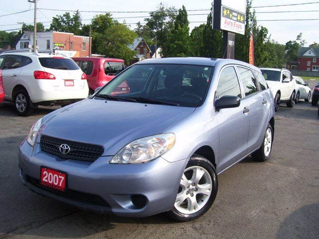 2007 TOYOTA MATRIX XR in Kitchener, Ontario