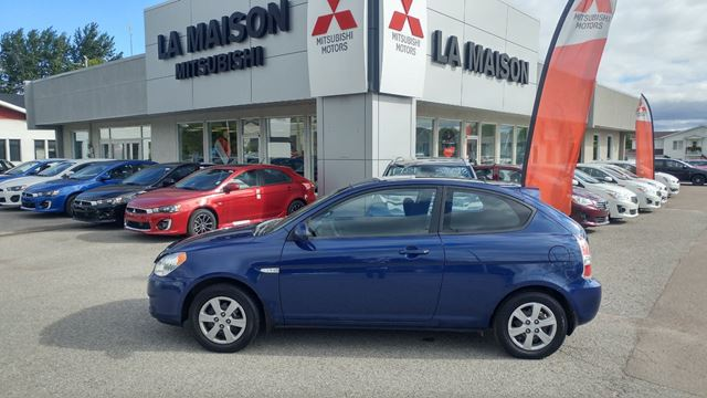 2008 Hyundai Accent           in Roberval, Quebec