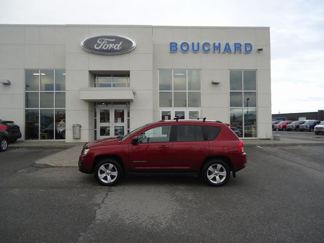 2012 Jeep Compass NORTH in Rimouski, Quebec