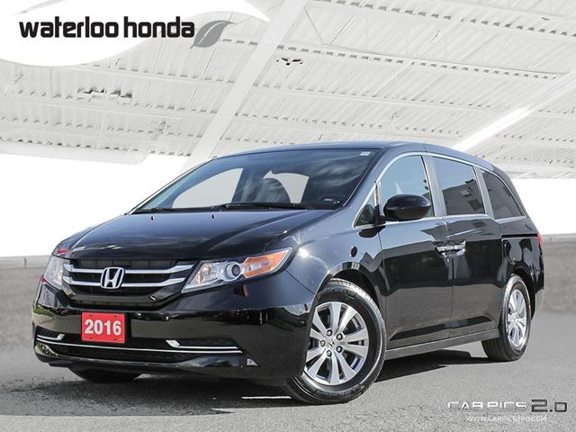 2016 HONDA ODYSSEY EX ARRIVING SOON. CALL FOR DETAILS...Back Up Camera, Rear Entertainment and More! in Waterloo, Ontario