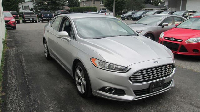 2016 FORD FUSION SE in Kingston, Ontario