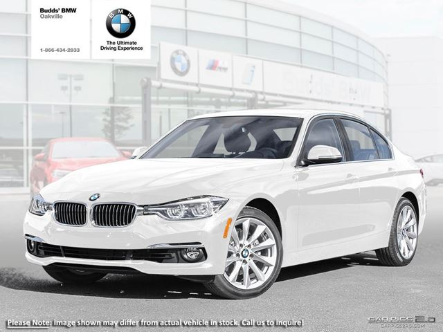 2017 BMW 3 SERIES xDrive Sedan (8D97) in Oakville, Ontario