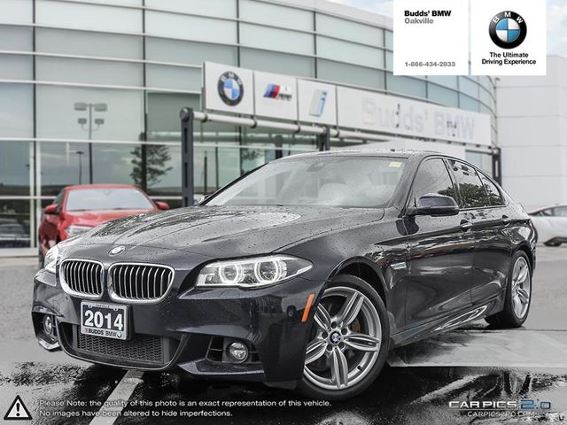 2014 BMW 5 SERIES xDrive in Oakville, Ontario