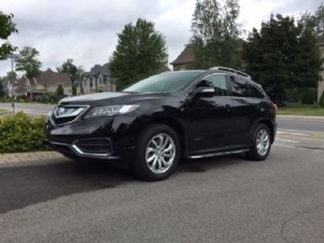 2016 ACURA RDX TECH AWD Excess Wear Protection in Mississauga, Ontario