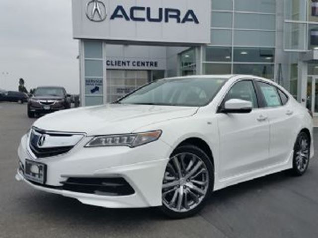 2017 ACURA TLX V6 AWD TECH w/Service Included in Mississauga, Ontario