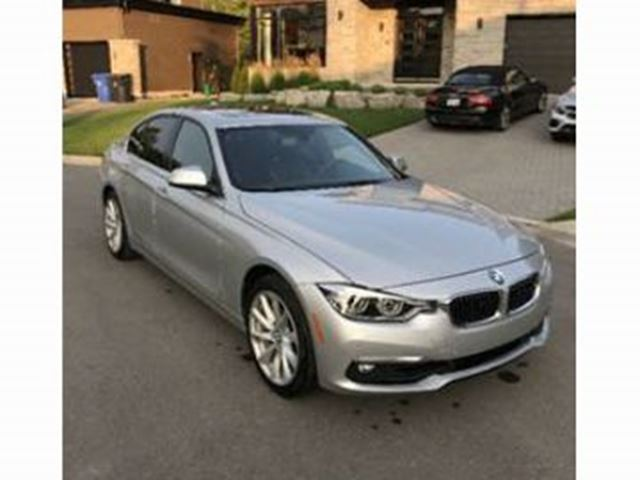 2016 BMW 3 SERIES 328i xDrive in Mississauga, Ontario